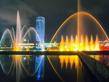 Батумские-фонтаны